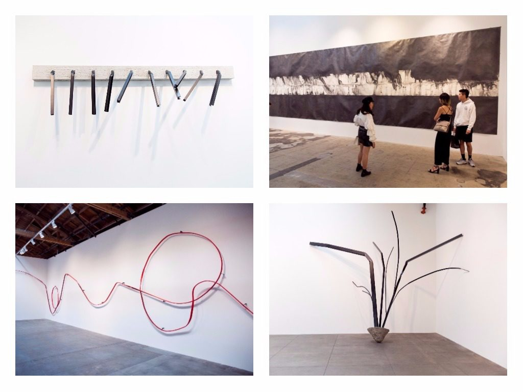 Pretty Little Shoppers Blog visits Hauser & Wirth
