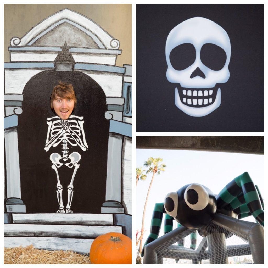 Mr. Bones Pumpkin Patch - Culver City