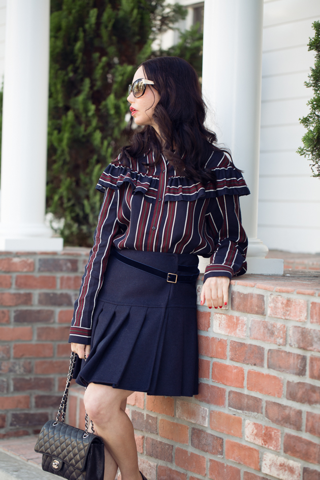 Storets Striped Blouse