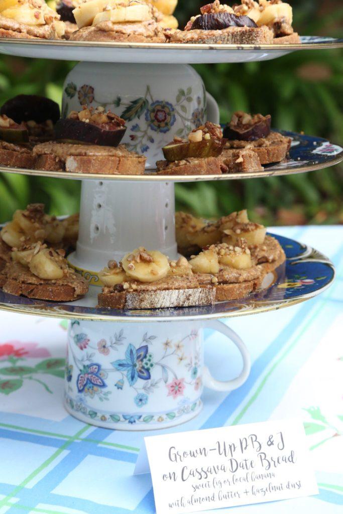 Gluten Free Tea Sandwiches recipe featured by top LA lifestyle blog, Pretty Little Shopper