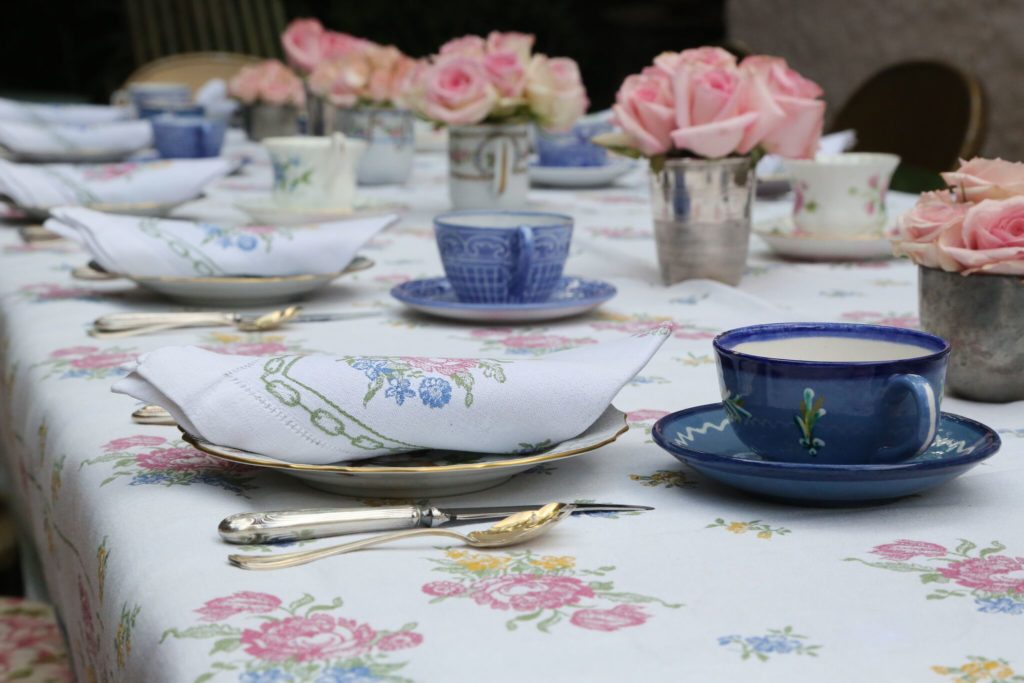 Afternoon High Tea Party - Pretty Little Shoppers Blog