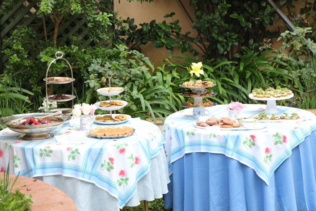 Gluten Free Tea Sandwiches recipe featured by top LA lifestyle blog, Pretty Little Shoppers