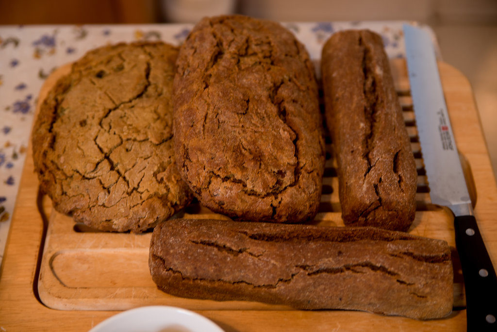 Gluten Free Tea Sandwiches recipe featured by top LA lifestyle blog, Pretty Little Shopper: Gluten Free Cassava Bread