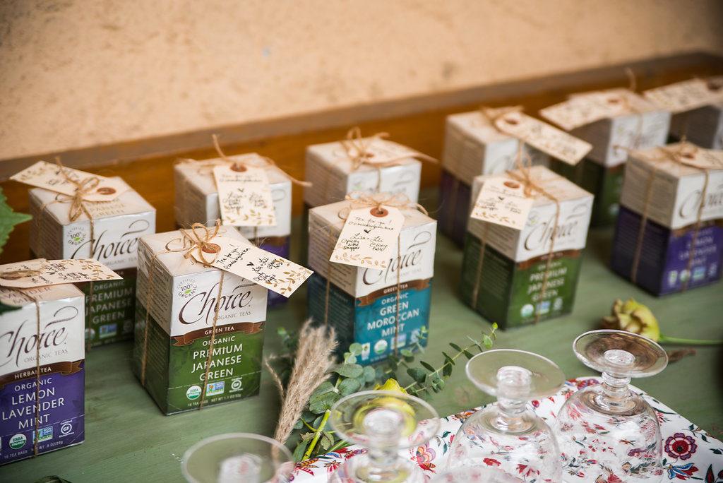The New High Tea sponsored by Choice Organic Teas