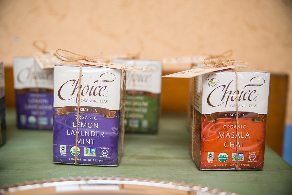 Gluten Free Tea Sandwiches recipe featured by top LA lifestyle blog, Pretty Little Shopper: Choice Organic Teas
