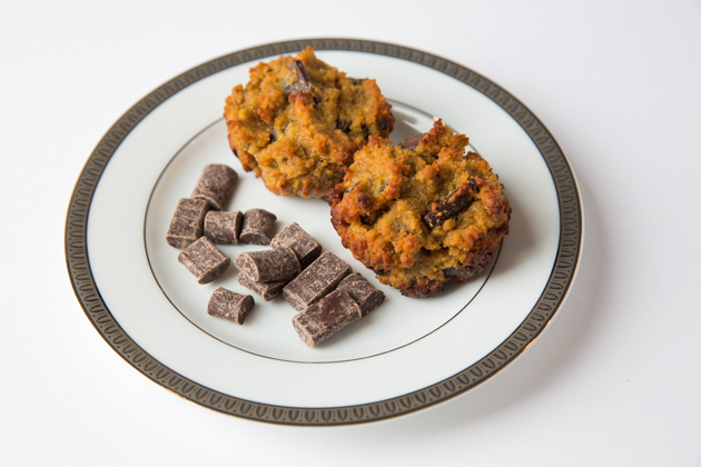 Gluten-Free Chocolate Chip Pumpkin Muffins