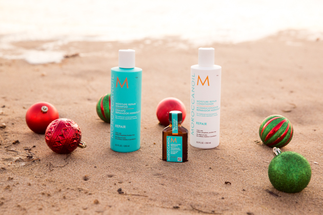 California Christmas with Moroccan Oil - Pretty Little Shoppers Blog