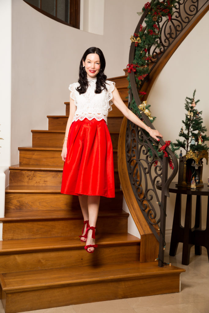 Christmas Outfit Ideas - Pretty Little Shoppers Blog