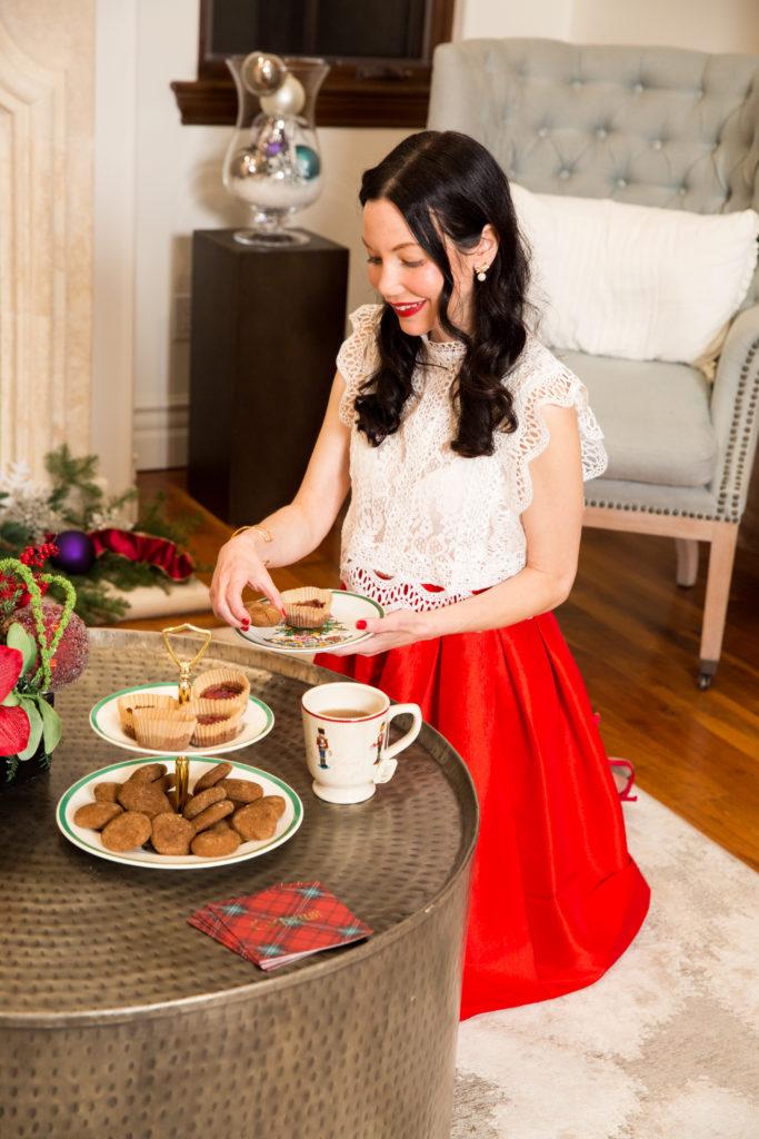 Gluten-Free Cranberry Apple Tarts - Pretty Little Shoppers Blog