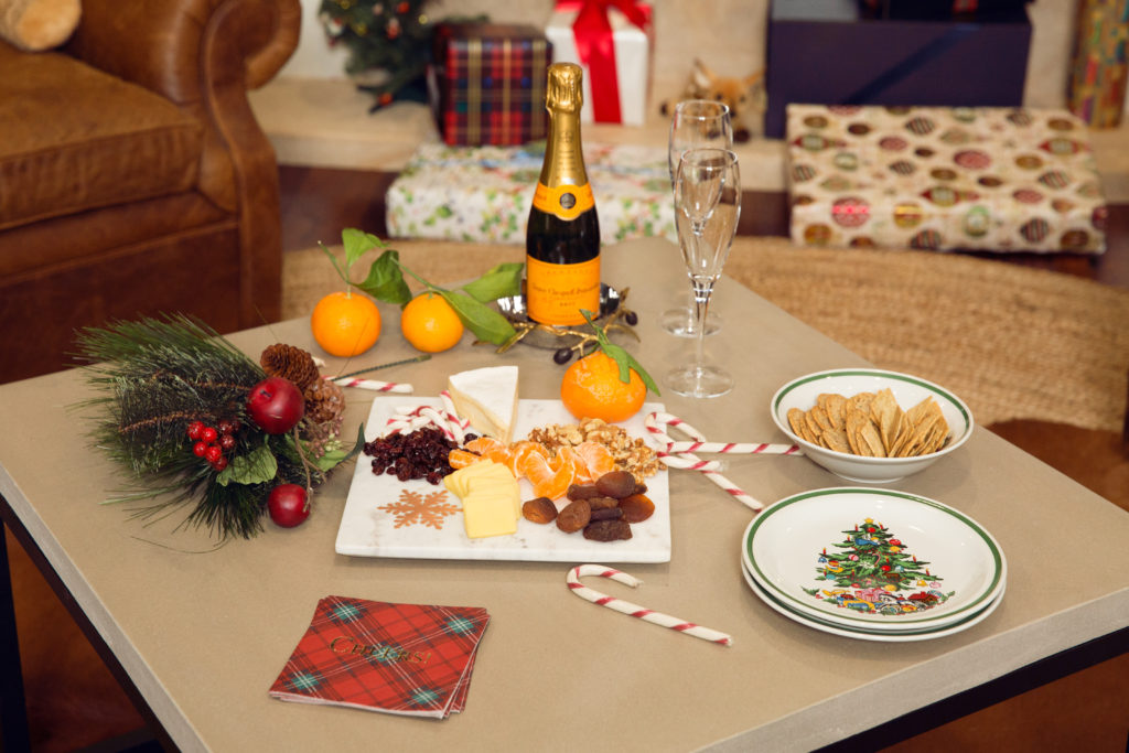 Christmas Entertaining with Veuve Clicquot - Pretty Little Shoppers Blog