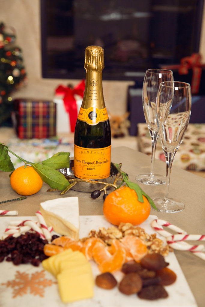 Holiday Entertaining with Veuve Clicquot
