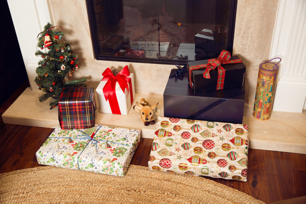 At Home for Christmas with Pretty Little Shoppers Blog