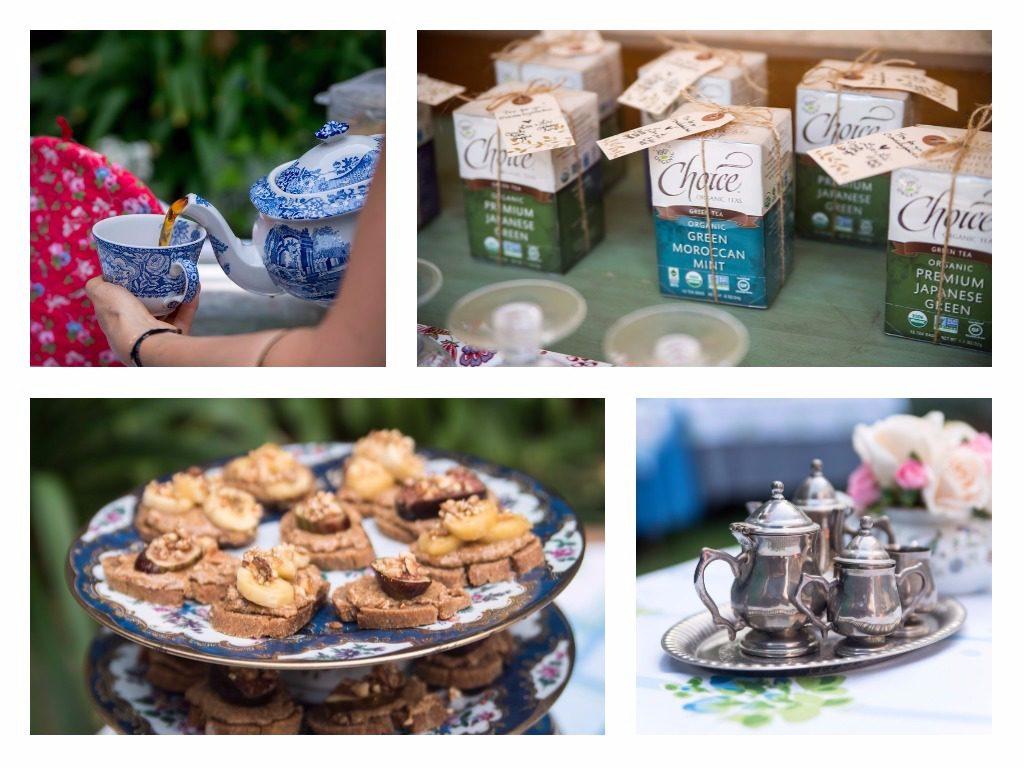High Tea Party with Choice Organic Teas