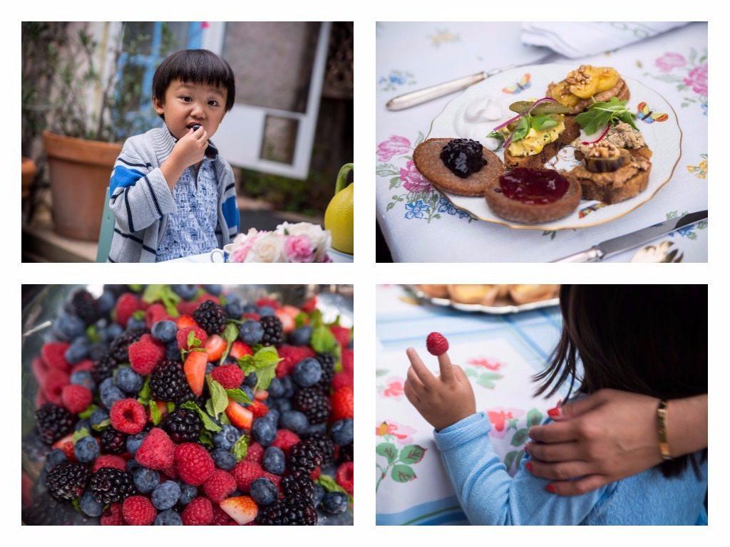 Garden High Tea Party - Pretty Little Shoppers Blog