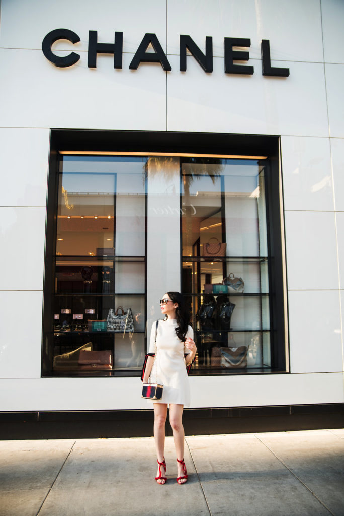 Los Angeles Fashion Blogger, Lisa Valerie Morgan