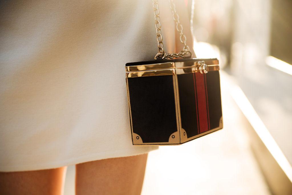 Zara Trunk Bag