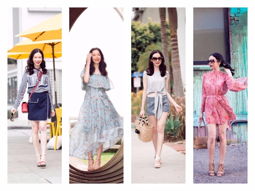 Spring Looks 2017 - Pretty Little Shoppers Blog