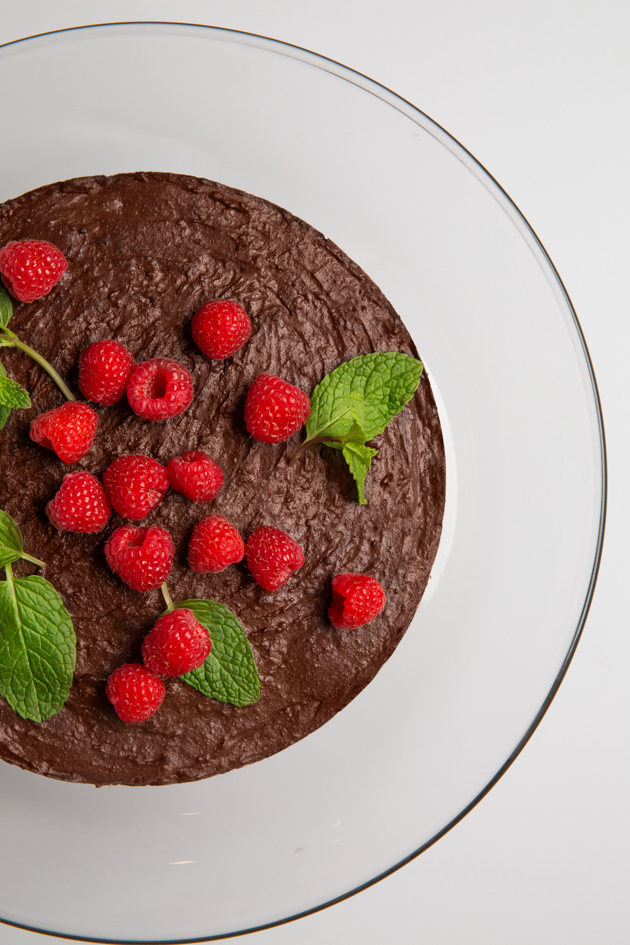 luten-Free Double Chocolate Kahlua Cake - Pretty Little Shoppers Blog