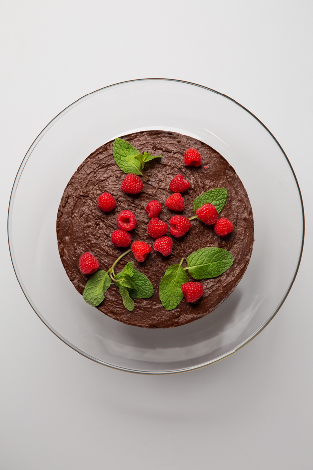 Gluten-Free Double Chocolate Kahlua Cake - Pretty Little Shoppers Blog