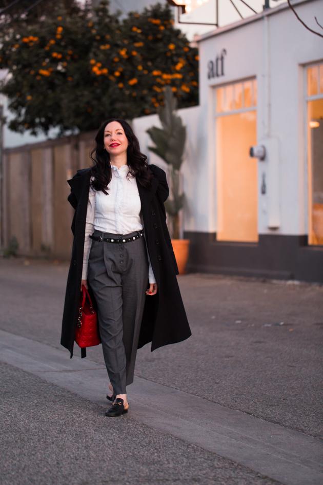 Winter in LA: No Socks Needed