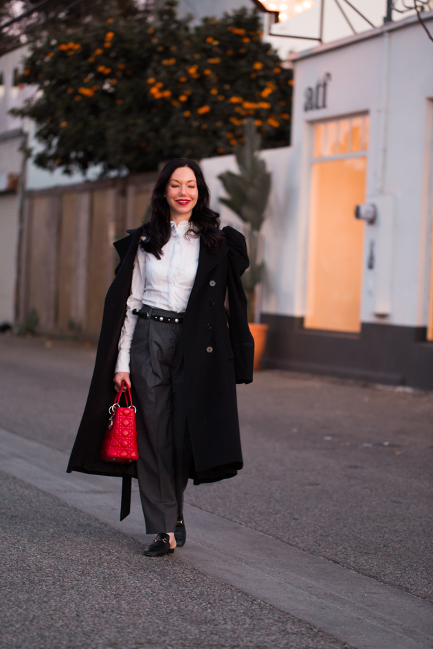 How to dress for Winter in LA - Pretty Little Shoppers Blog