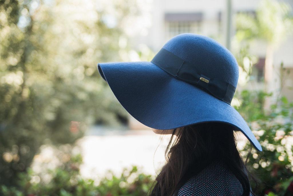 San Diego Hat Company floppy fedora