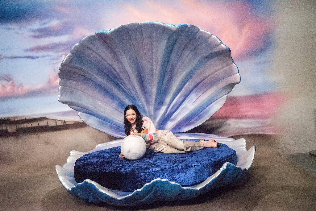 Lisa Valerie Morgan visits The Mermaid Museum