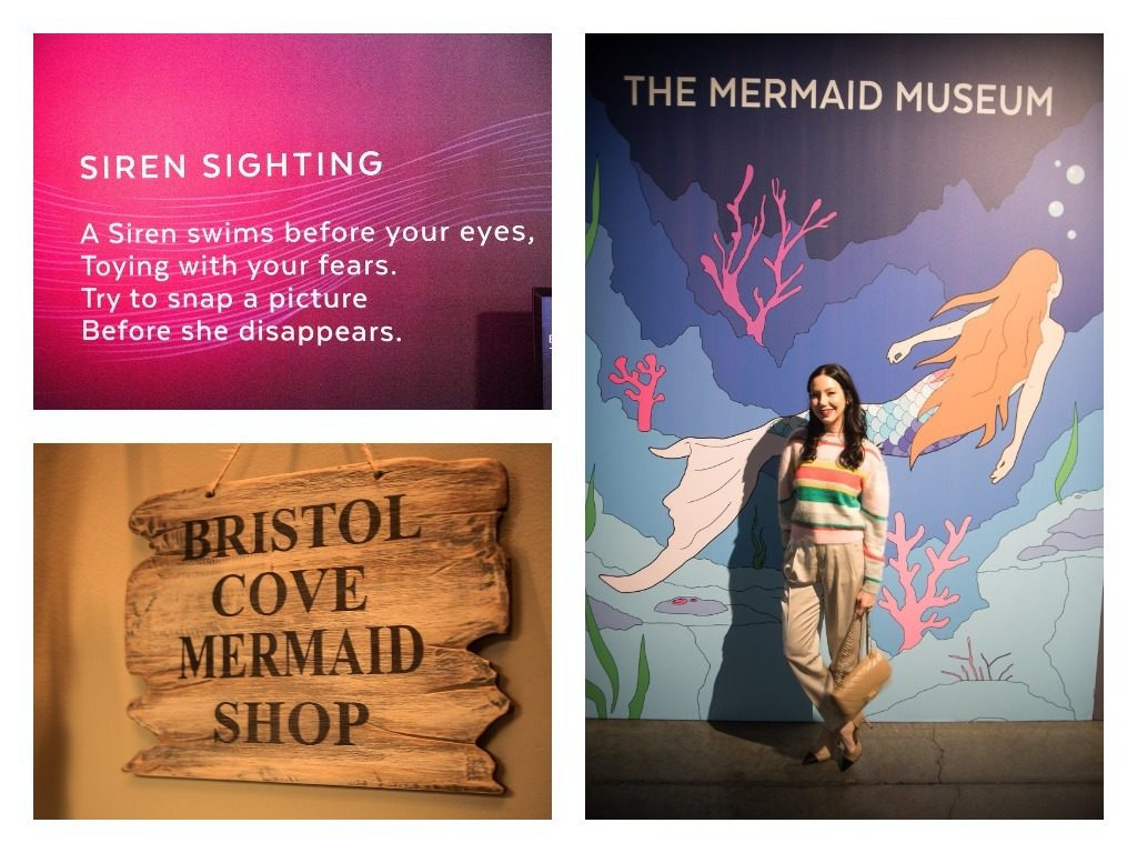 The Mermaid Museum - Siren TV Series Event