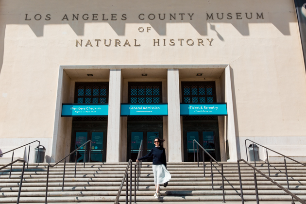 A Visit to The Los Angeles Natural History Museum, Things to do in Los Angeles, Our favorite LA and California hotspots. Los Angeles, California, where to go, where the locals go, travel destinations, things to do with kids, afternoon excursions, Museum Adventures, Dinosaur Exhibit, Butterfly Pavilion, Fossils, Pretty Little Shoppers Blog, Lisa Valerie Morgan, Mo Summers Photography #HowDoYouMuseum