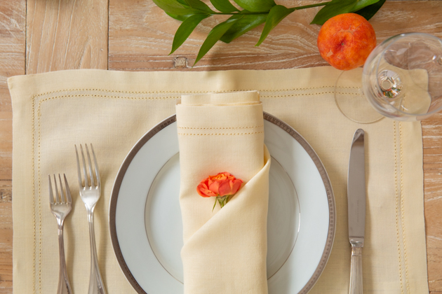 Easy Napkin Folding Ideas