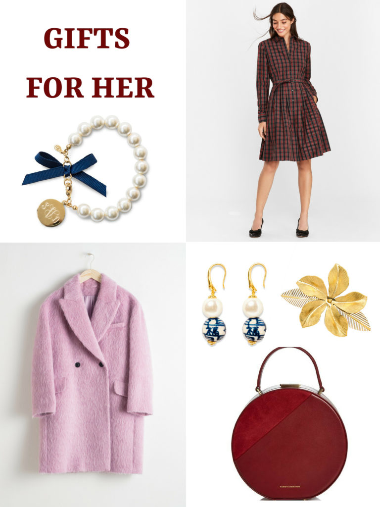 Gift Ideas for Her, Black Friday, Cyber Monday, Holiday Shopping, All the best sales you need to shop, Gift Ideas, Holiday Shopping, Sales you need to Know, Holiday Shopping Tips, Fashion Blogger, Fall Fashion, Winter Styles, Christmas Shopping, Pretty Little Shoppers Blog, Happy Thanksgiving, Shop till you drop, Brooks Brothers, & Other Stories, Kiel James Patrick, Tammy & Benjamin, Jennifer Behr #giftsforher #christmashopping #giftideas #blackfridaysales #holidaysales #shoptillyoudrop