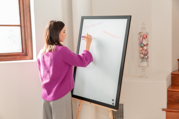 Entertaining Tips - White Board Instagram Handle Sign In