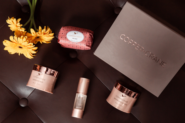 Fall Beauty Roundup, Copper+Crane, Luxury Beauty, Pamper Yourself, Holiday Beauty Gifts, Spa Day at Home, Beauty Tips, Beauty Blogger, Beauty Junkie, Skincare Routine, Glowing Skincare Routine, Skincare, Skincare Tips, Skin Care Luxury, Beauty Review, Beauty Gift Ideas, Gifts for the Beauty Lover, Spa Gift Set #beautybloggers #beautyjunkie #skinrepair #bestproduct #trulynaturalskincare #beautyproduct #skincareaddict #skincarejunkie #skincareroutine #copperandcrane