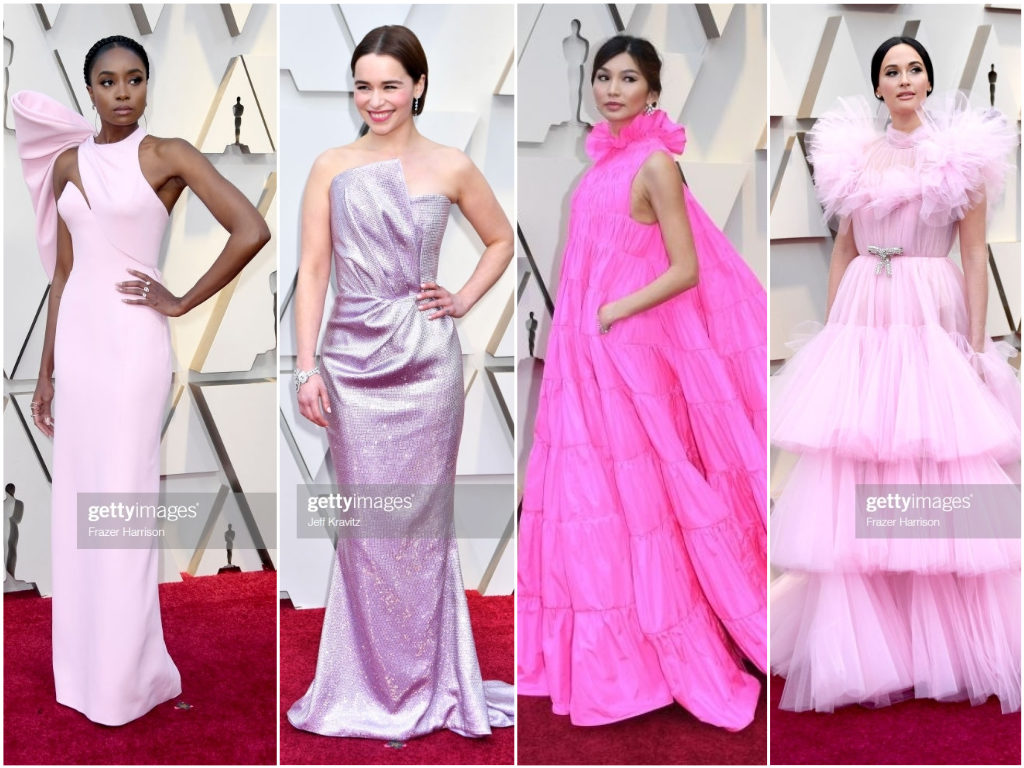 2019 Oscars Red Carpet, Academy Awards 2019, Red Carpet Style, Celebrity Style, Celebrity Stylist, Kiki Layne, Emilia Clarke, Kacey Musgraves, Gemma Chan, Evening Gown Style, Red Carpet Roundup, Giambattista Valli, Valentino, Atelier Versace, Balmain Couture #Oscars2019 #2019Oscars #AcademyAwards #redcarpetstyle #2019Academyawards #celebritystyle #influencerstyle #redcarpet #eveninggown #moviestars