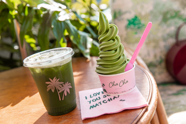 Cha Cha Matcha, Robertson Blvd., West Hollywood