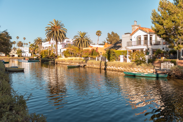 Venice Beach Canals, Mo Summers Photography