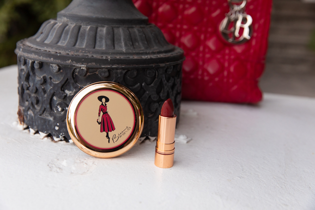 Old Hollywood Glamour, Besamé Cosmetics, Besamé Cosmetics 1922 Lipstick Blood Red, Old Hollywood Beauty, Classic and Feminine, I'm Ready for my close up, Ladylike style, Los Angeles Beauty Blogger, Beauty Obsessed, Makeup Lover #Besamegirl #BesameCosmetics