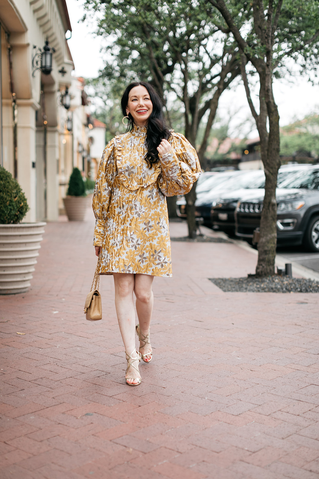 The Return of the Cocktail Dress