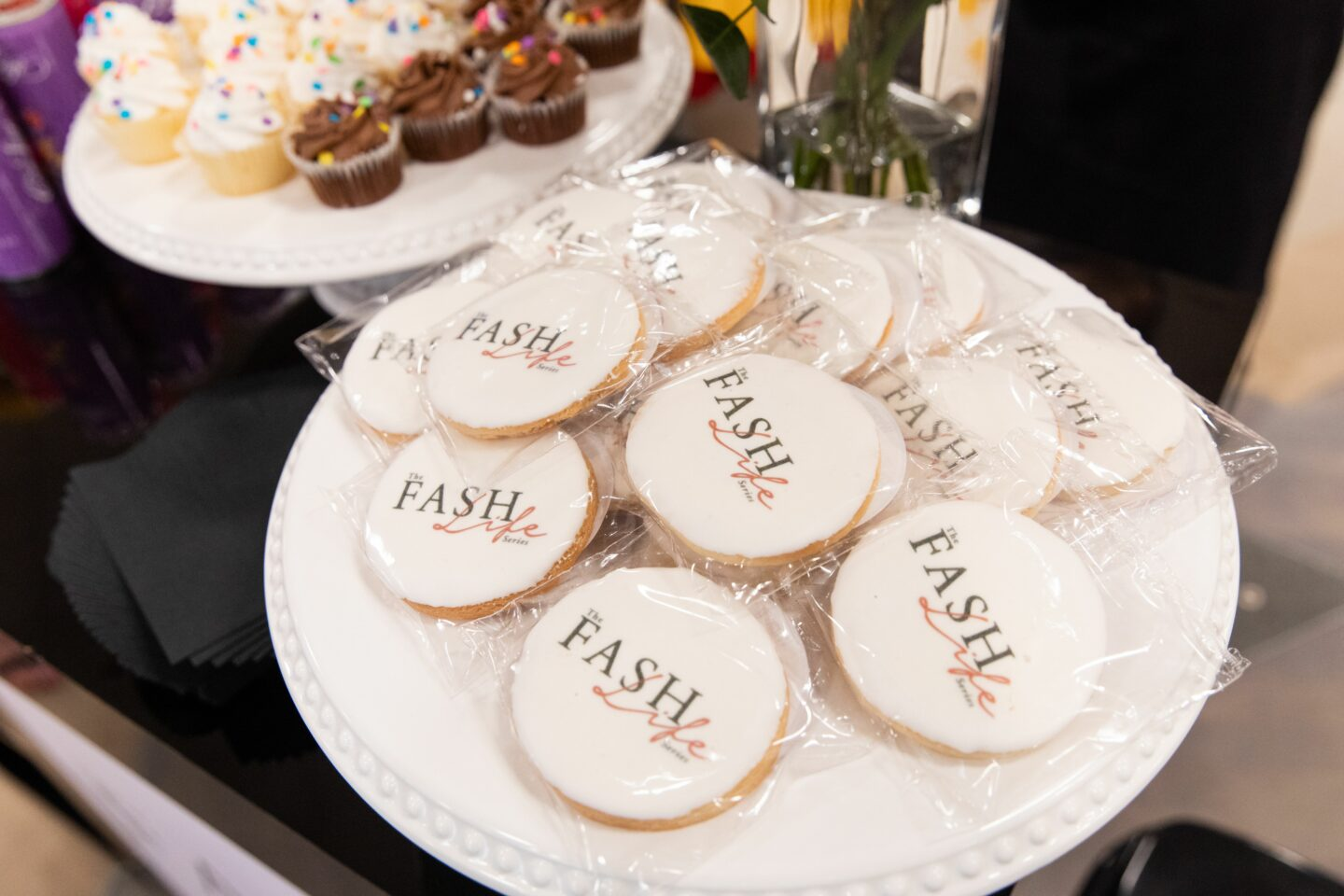 Custom Cookies for The Fash Life Series TV Show
