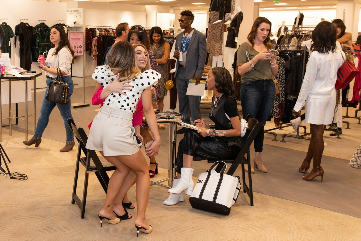 The Fash Life Series Sneak Peek Party at Bloomingdale's Beverly Center