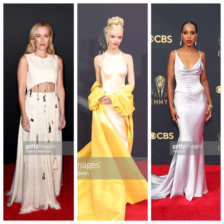 2021 Emmy Awards Red Carpet